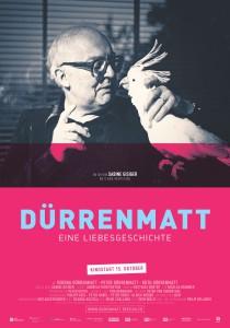 Filmplakat  DÜRRENMATT - Eine Liebesgeschichte