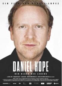 Filmplakat DANIEL HOPE - Der Klang des Lebens