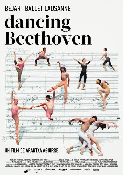 Filmplakat DANCING BEETHOVEN - OmU