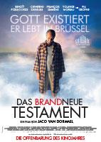 Filmplakat Das brandneue Testament