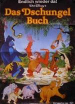Filmplakat Walt Disney: DAS DSCHUNGELBUCH