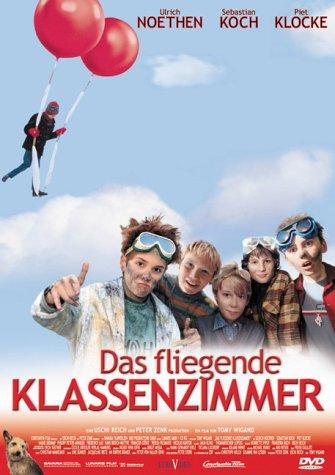 Filmplakat Das fliegende Klassenzimmer (2003)