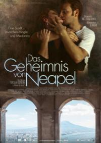 Filmplakat Das Geheimnis von Neapel