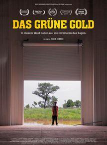 Filmplakat Das grüne Gold