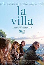 Filmplakat Das Haus am Meer - LA VILLA - franz. OmU