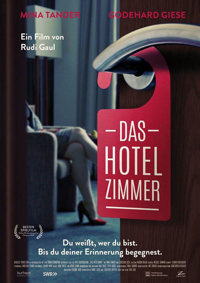 Filmplakat Das Hotelzimmer