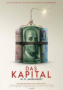 Filmplakat Das Kapital im 21. Jahrhundert