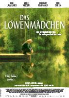 Filmplakat Das Löwenmädchen