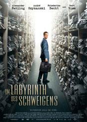Filmplakat Im Labyrinth des Schweigens