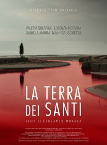 Filmplakat Das Land der Heiligen - LA TERRA DEI SANTI - ital. Omu