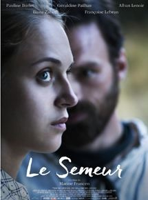 Filmplakat Das Mädchen, das lesen konnte - LE SEMEUR - franz. OmU