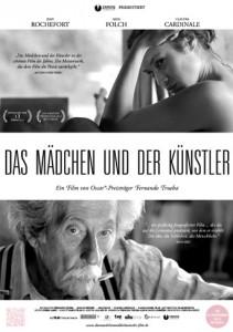 Filmplakat Das Mädchen und der Künstler