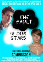 Filmplakat Das Schicksal ist ein mieser Verräter - THE FAULT IN OUR STARS - engl. OmU