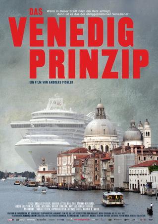 Filmplakat Das Venedig Prinzip