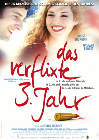 Filmplakat Das verflixte 3. Jahr