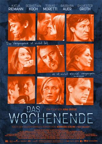 Filmplakat Das Wochenende