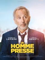Filmplakat Das zweite Leben des Monsieur Alain - UN HOMME PRESSÉ - franz. OmU