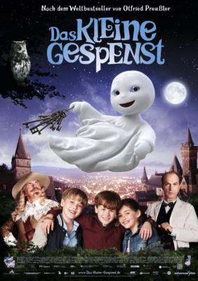 Filmplakat Das kleine Gespenst (2013)