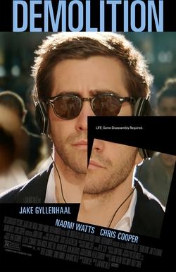 Filmplakat DEMOLITION - engl. OmU