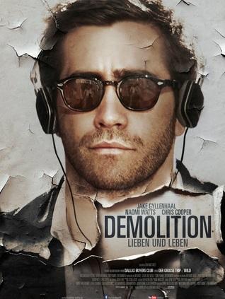 Filmplakat DEMOLITION-Lieben und Leben