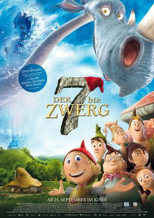 Filmplakat Der 7bte Zwerg