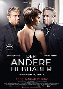 Filmplakat Der andere Liebhaber