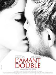 Filmplakat Der andere Liebhaber - L' amant double - franz. OmU