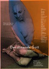 Filmplakat Der atmende Gott - Reise zum Ursprung des modernen Yoga