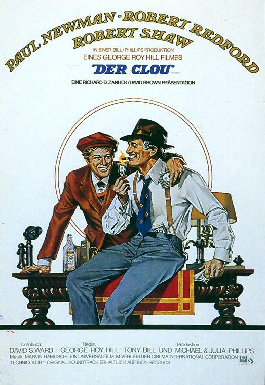Filmplakat Der Clou