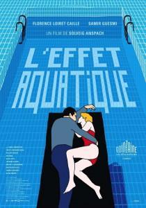 Filmplakat Der Effekt des Wassers - L EFFET AQUATIQUE