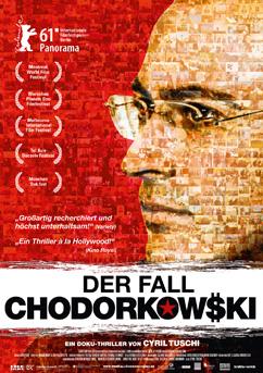Filmplakat Der Fall Chodorkowski