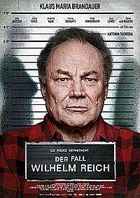 Filmplakat Der Fall Wilhelm Reich