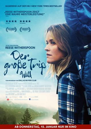 Filmplakat Der große Trip - WILD