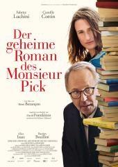 Filmplakat Der geheime Roman des Monsieur Piek