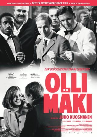 Filmplakat Der glücklichste Tag im Leben des Olli Mäki