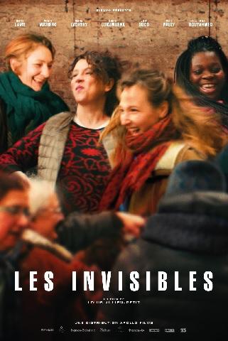 Filmplakat Der Glanz der Unsichtbaren - LES INVISIBLES - franz. OmU