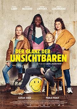 Filmplakat Der Glanz der Unsichtbaren
