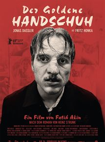 Filmplakat Der goldene Handschuh