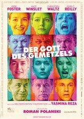 Filmplakat Der Gott des Gemetzels