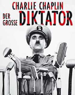 Filmplakat Der grosse Diktator
