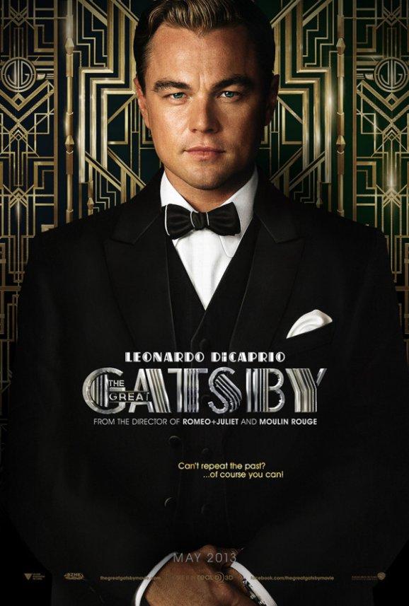 Filmplakat Der große Gatsby