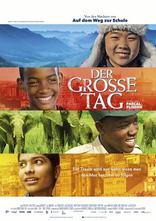 Filmplakat Der grosse Tag