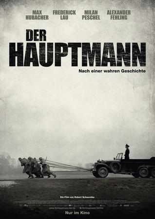 Filmplakat Der Hauptmann
