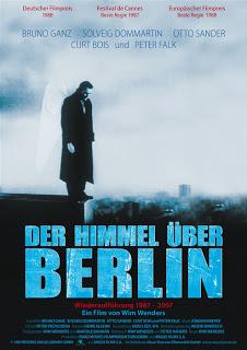 Filmplakat Der Himmel über Berlin