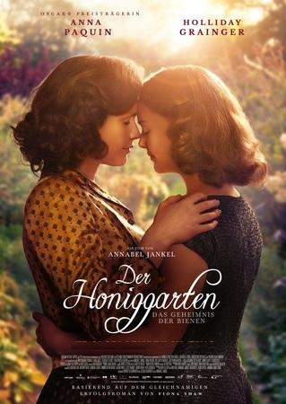 Filmplakat Der Honiggarten-Das Geheimnis der Bienen