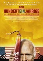 Filmplakat Der Hunderteinjährige, der die Rechnung nicht bezahlte und verschwand