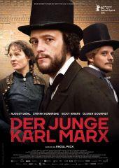 Filmplakat Der junge Karl Marx