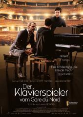 Filmplakat Der Klavierspieler vom Gare du Nord