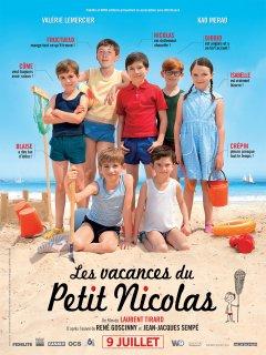 Filmplakat Der kleine Nick macht Ferien - LES VACANCES DE PETIT NICOLAS - franz. OmU