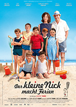 Filmplakat Der kleine Nick macht Ferien